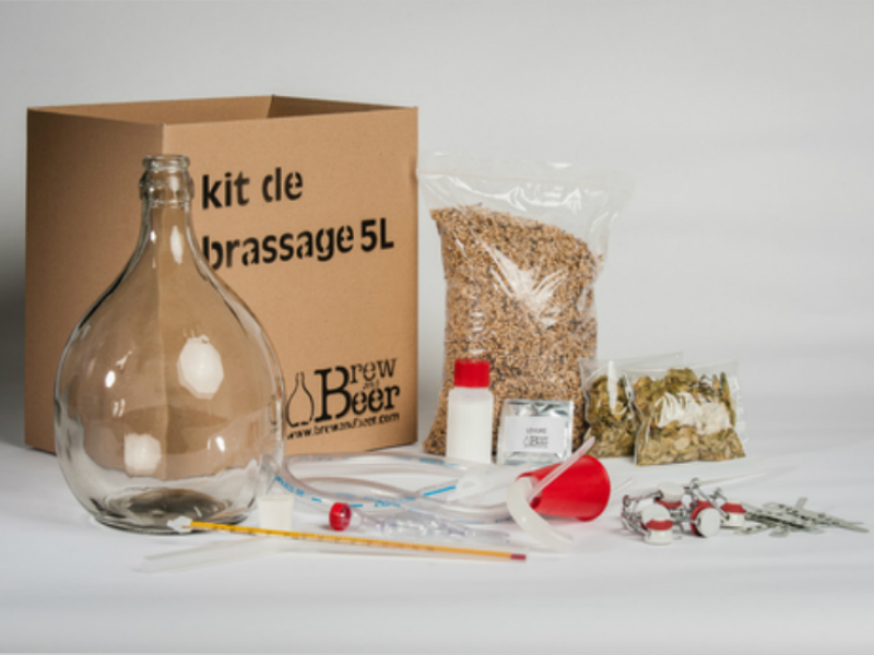 Biere - Kit Brew and beer