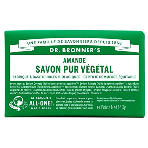 Comment prendre soin de sa barbe - Savon Dr Bronner