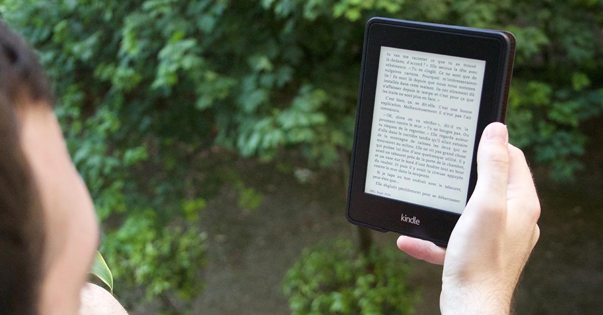 Kindle Paperwhite d'Amazon – Test et avis