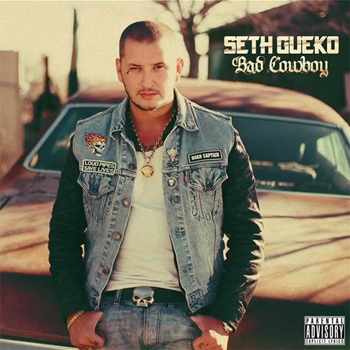 Album Rap français : Seth Guecko - Bad Cowboy