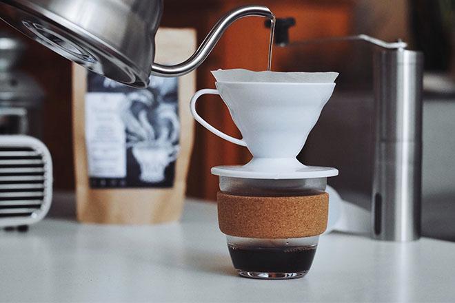 Comment faire un bon café filtre - les étapes