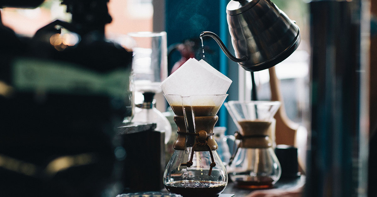 Comment faire un bon café filtre ?