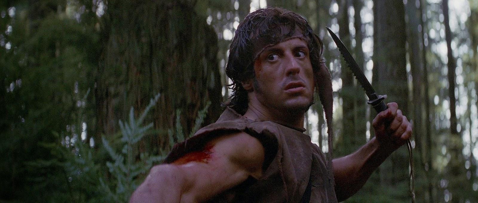 Rambo : First Blood, le livre derrière le film
