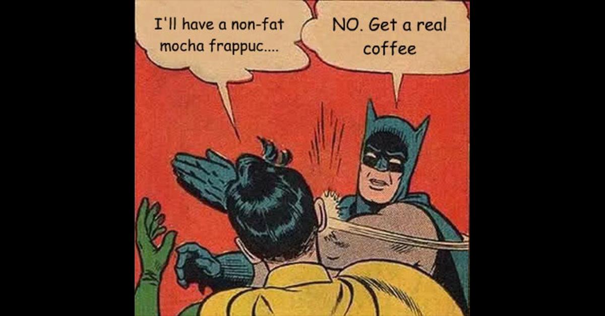 L'infographie du café : les différentes façons de boire le café