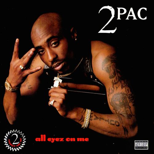 2 pac - Album Rap US