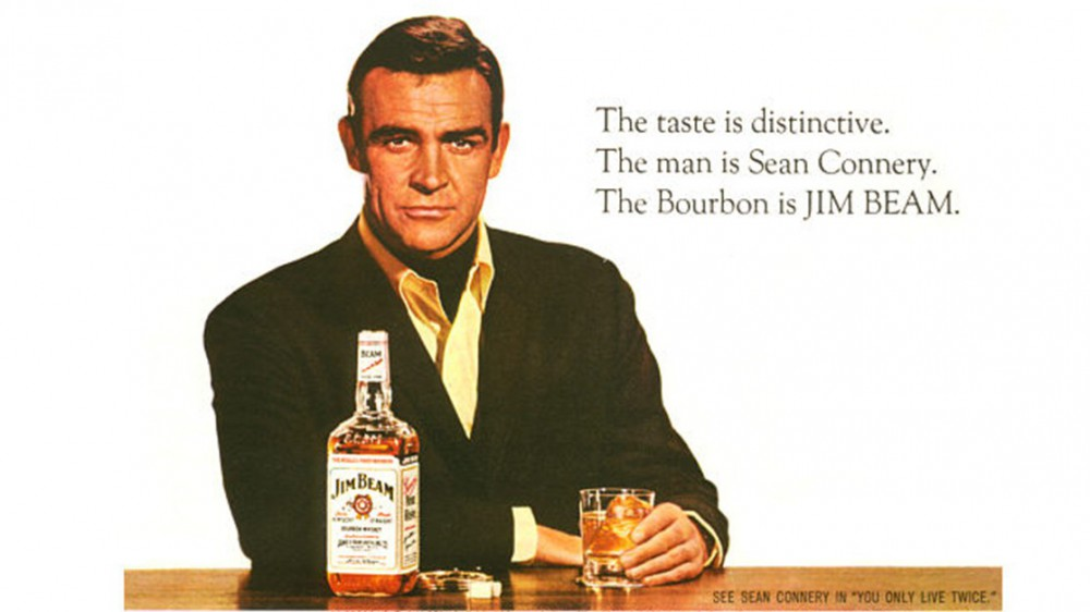 Le guide du Whisky - Sean Connery