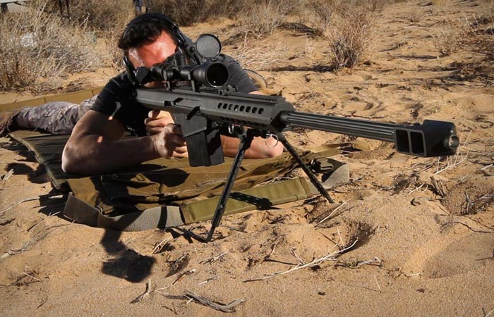 Dan Bilzerian Sniper