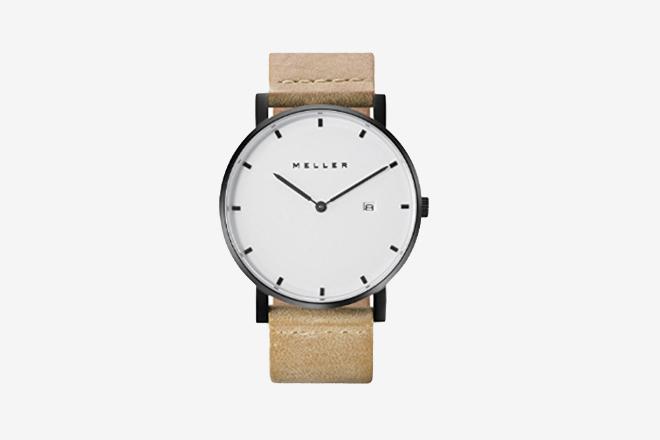 Montres minimalistes - Meller