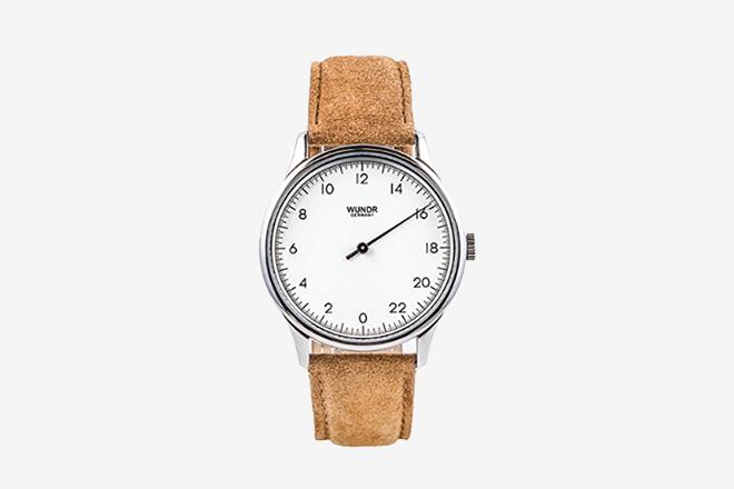 Montres minimalistes - WUNDRWATCH