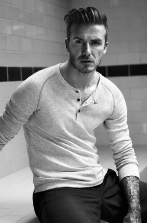 Beckham Noir et tblanc
