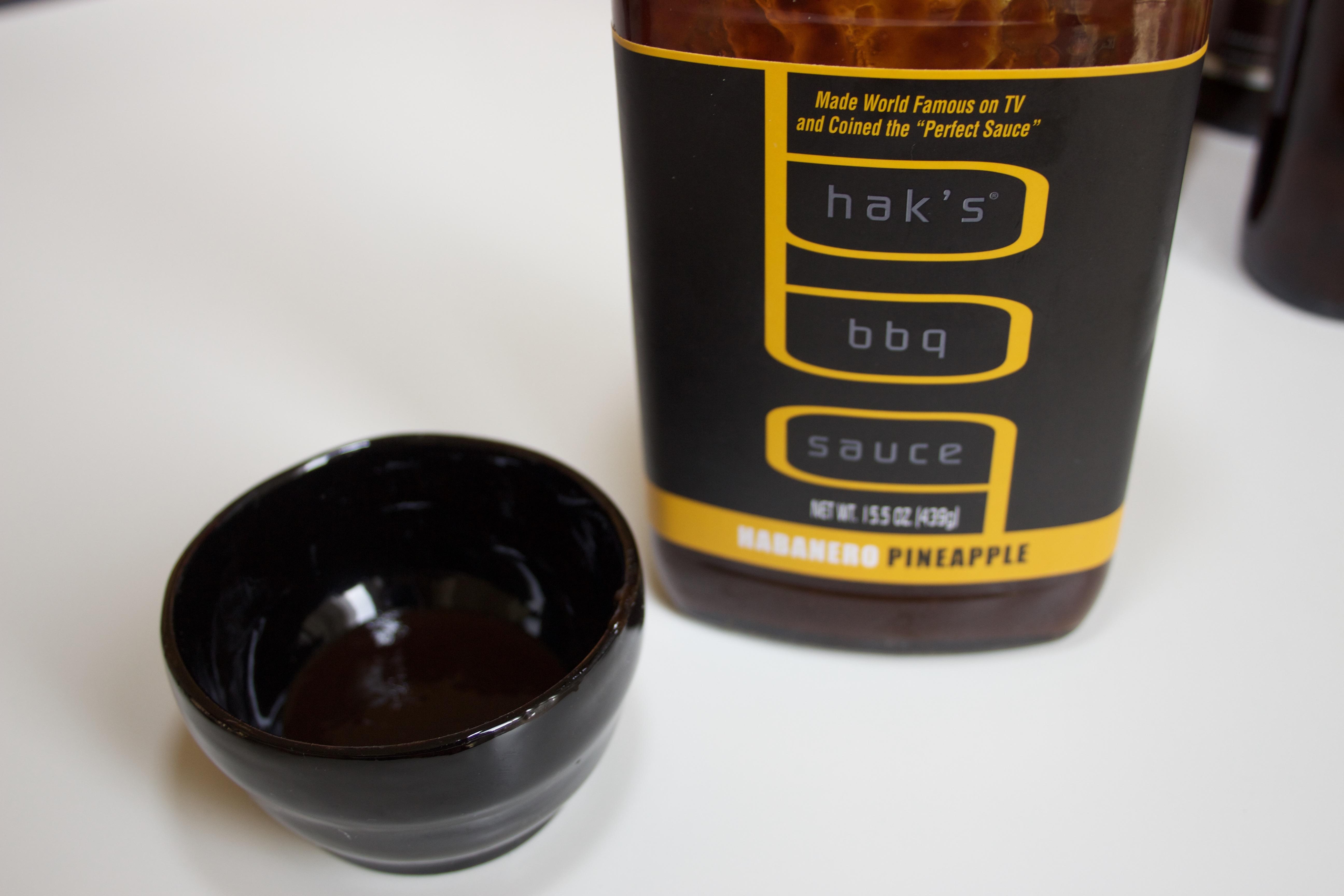 Sauce Quest Hak's BBQ
