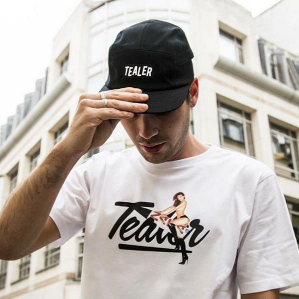 T shirt original - Tealer