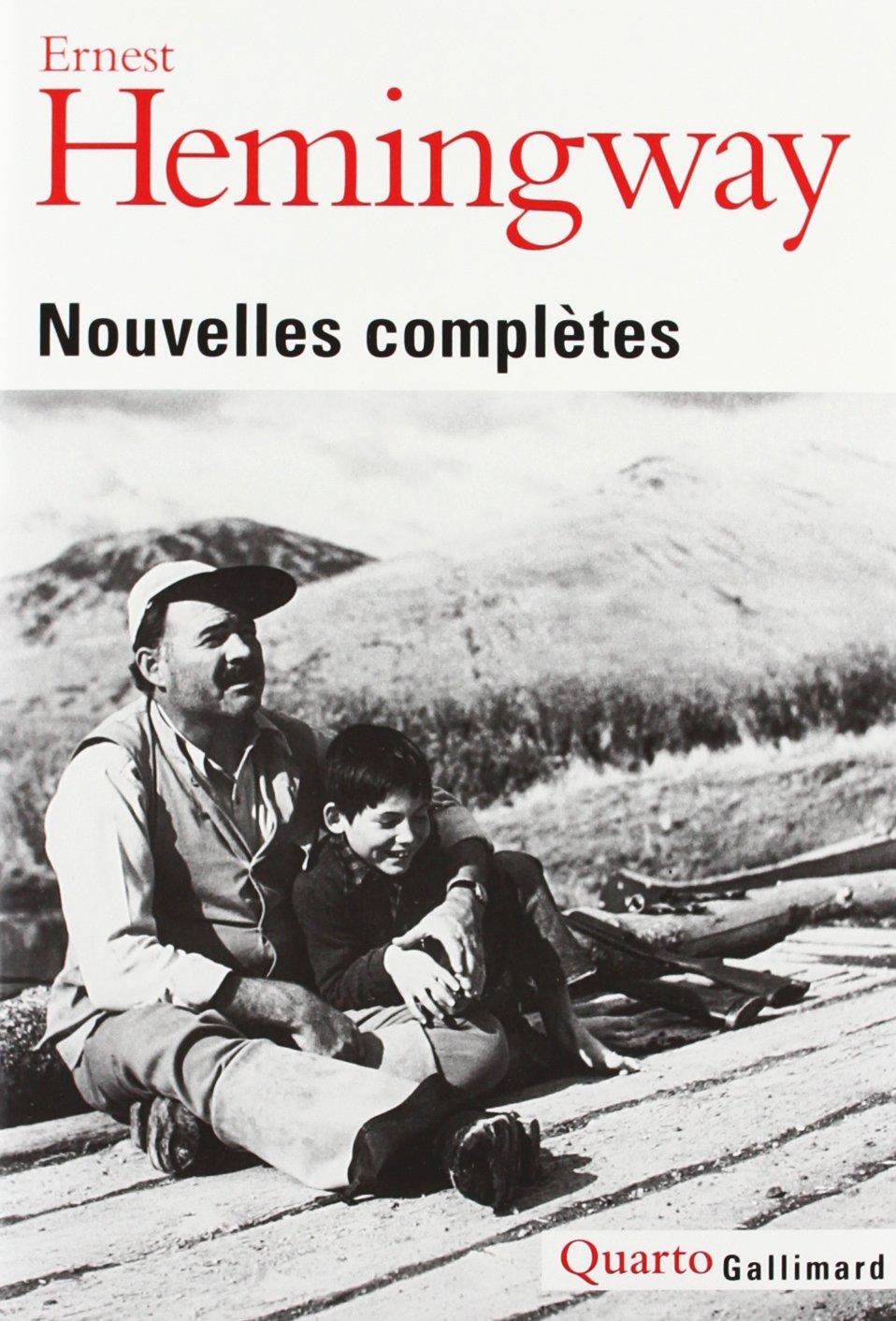 Livres d'Hemingway - Nouvelles complètes