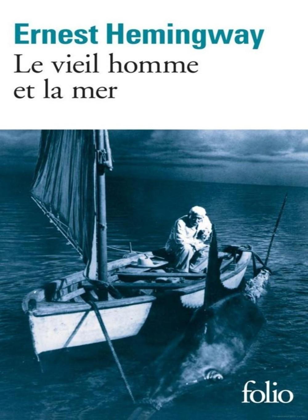Livres d'Hemingway - Le vieil homme et la mer