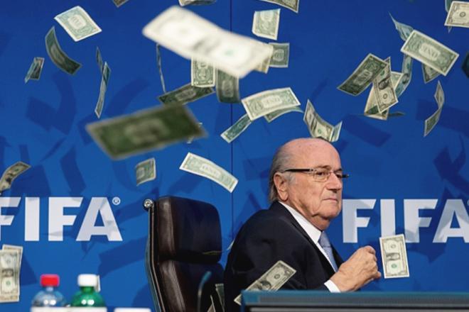 Astuces MPG Mon Petit Gazon - Sepp Blatter au mercato