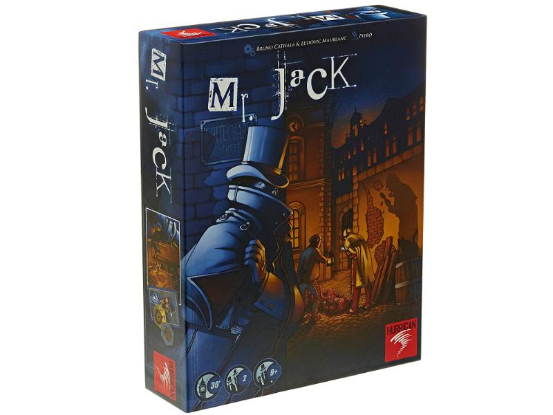 Meilleurs jeux de societe - Mr Jack