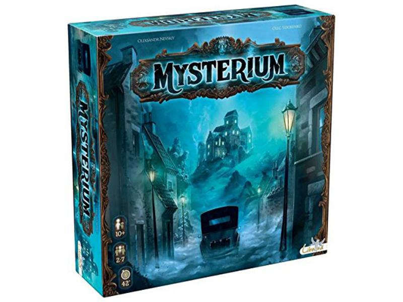 Meilleurs jeux de societe - Mysterium