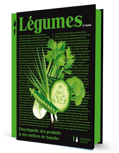 Livres de cuisine pour homme - Legumes de JF Mallet