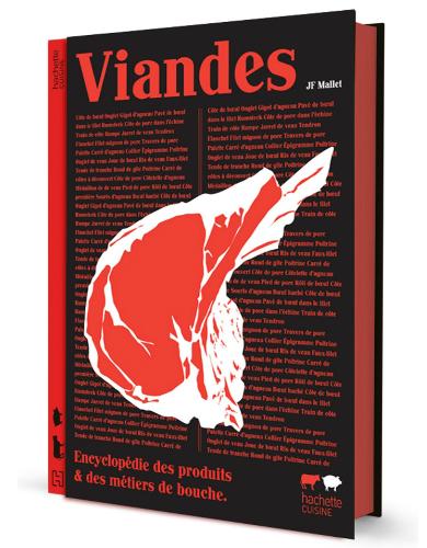 Livres de cuisine pour homme - Viandes de JF Mallet