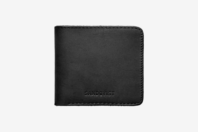 Portefeuille minimaliste à clapet SANDQVIST