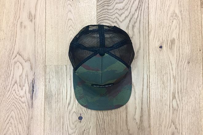 Formes de casquettes - Couronne Trucker