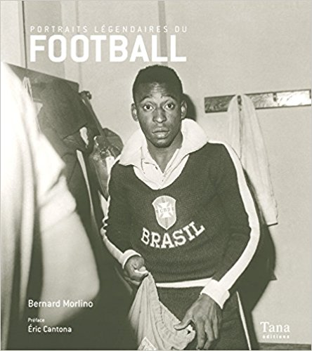 livres football tactique - Portraits légendaires du football