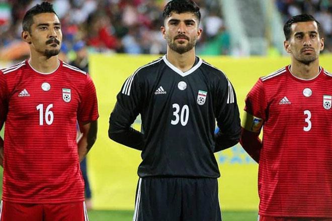 Iran - Maillot extérieur Coupe du Monde 2018