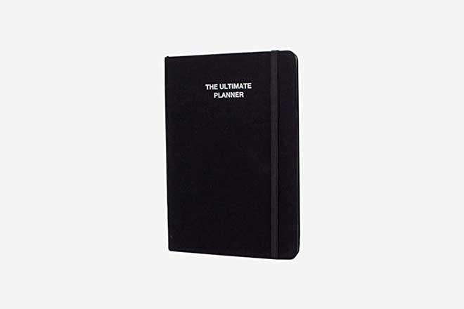 Les meilleurs carnets et planners pour être plus productif - L'Ultimate Planner