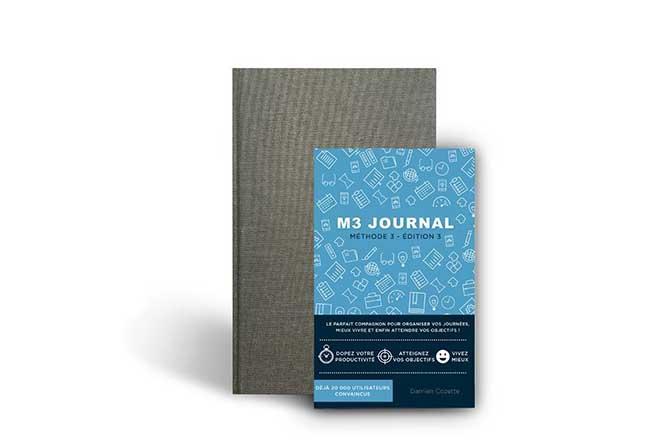 Les meilleurs carnets et planners pour être plus productif - Le M3 Journal