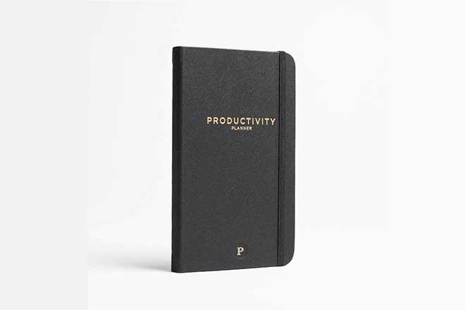 Les meilleurs carnets et planners pour être plus productif - Le Productivity Planner