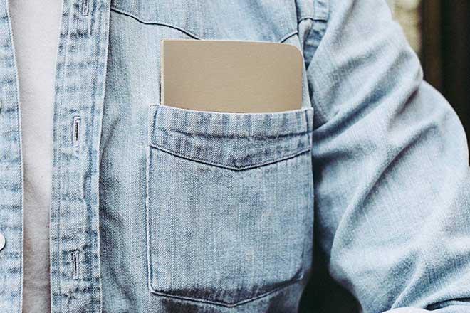 Les meilleurs carnets et planners pour être plus productif - Le carnet de poche TDL