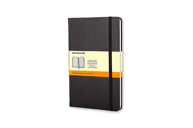 Les meilleurs carnets et planners pour être plus productif - Moleskine