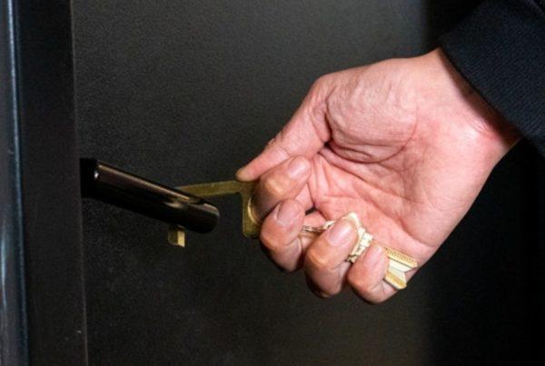 Porte-clés NO TOUCH